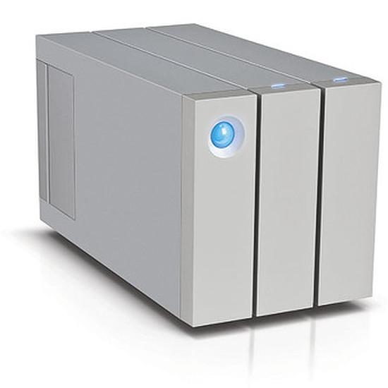 Disque dur externe LaCie 2big Thunderbolt2 & USB3 - 8 To