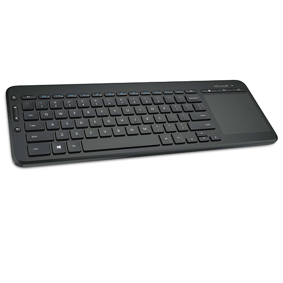 Clavier PC Microsoft All-in-One Media Keyboard - Autre vue