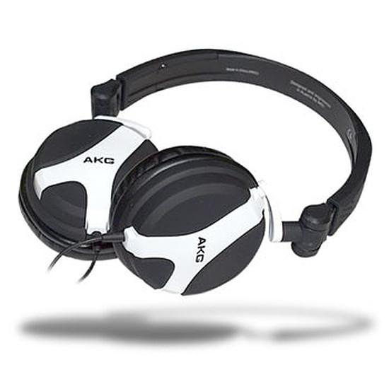 Casque Audio AKG K518 Blanc