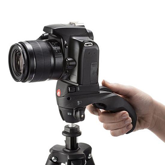 Trépied appareil photo Manfrotto Trépied Compact Action + Rotule joystick Noir - Autre vue