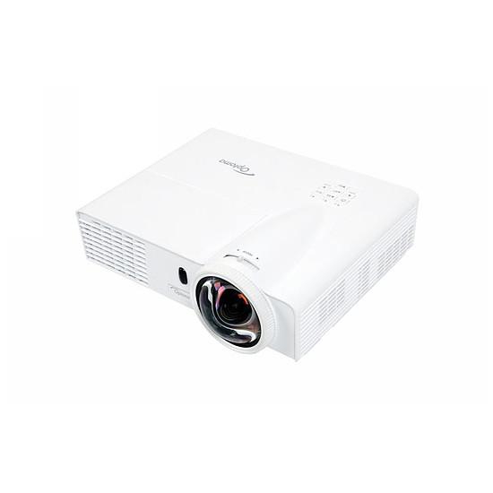 Vidéoprojecteur Optoma GT760 DLP 3D courte focale 3400 Lumens WXGA (HD)