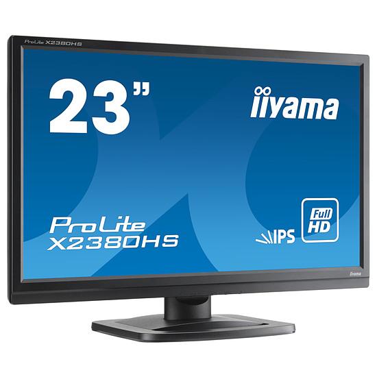 Écran PC Iiyama ProLite X2380HS-B1
