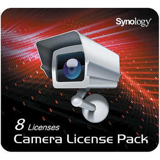 Accessoires serveur NAS Synology Licence 8 caméras