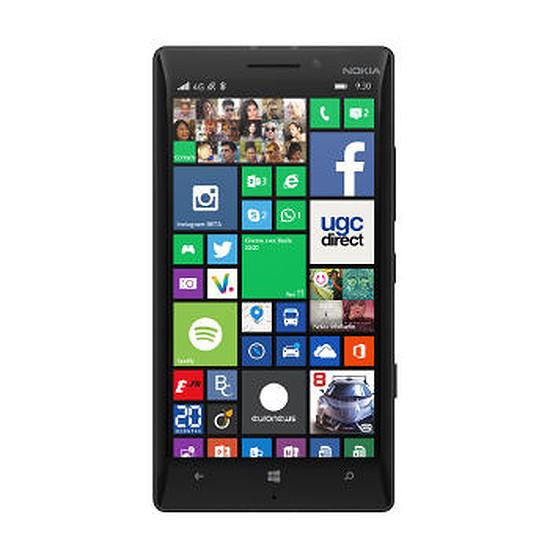 Smartphone et téléphone mobile Nokia Lumia 930 (noir)