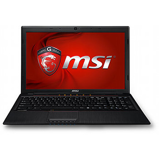 PC portable MSI GP60 2PE-280FR - i5 - 500 Go - 840M - Windows 7