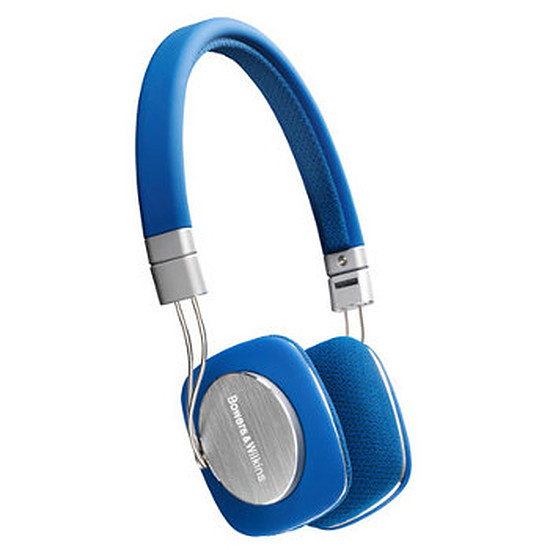 Casque Audio Bowers and Wilkins B&W P3 Bleu