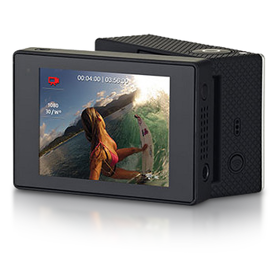 Caméra sport GoPro Ecran LCD Touch BacPac HERO3 / HERO3+
