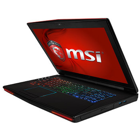 PC portable MSI GT72 2PE-006FR - i7 - SSD - GTX 880M - Full HD