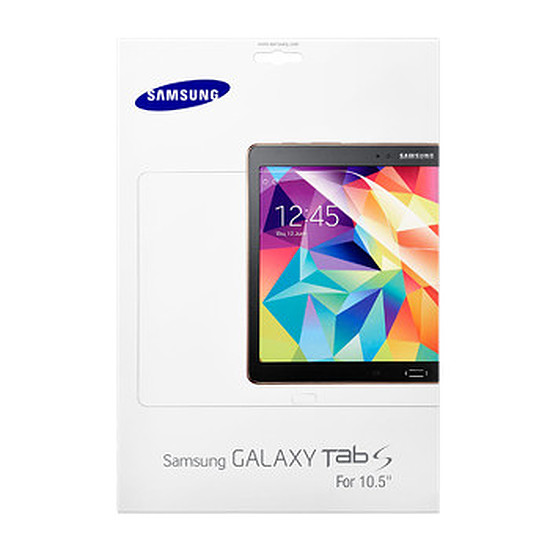 Accessoires tablette tactile Samsung Film de protection Galaxy Tab S 10.5""