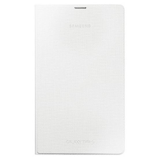 "Accessoires tablette tactile Samsung Étui Simple Cover - Galaxy Tab S 8"" (blanc)"