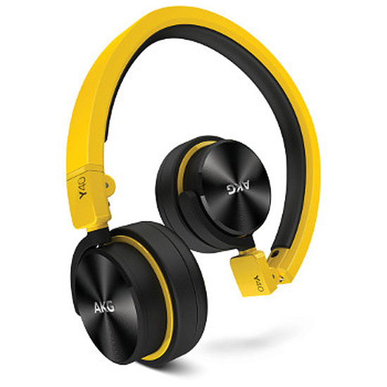 Casque Audio AKG Y40 Jaune