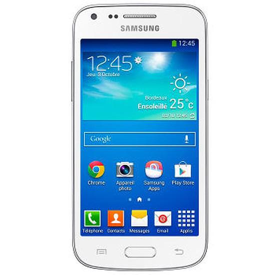 Smartphone et téléphone mobile Samsung Galaxy Core Plus SM-G350 - (blanc)