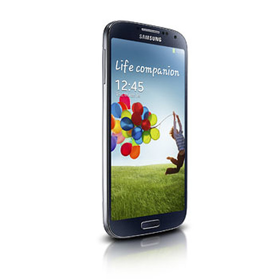 Smartphone et téléphone mobile Samsung Galaxy S4 i9515 (noir)