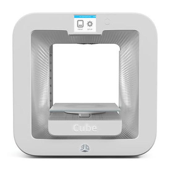 Imprimante 3D 3DSystems Cube3 Blanche