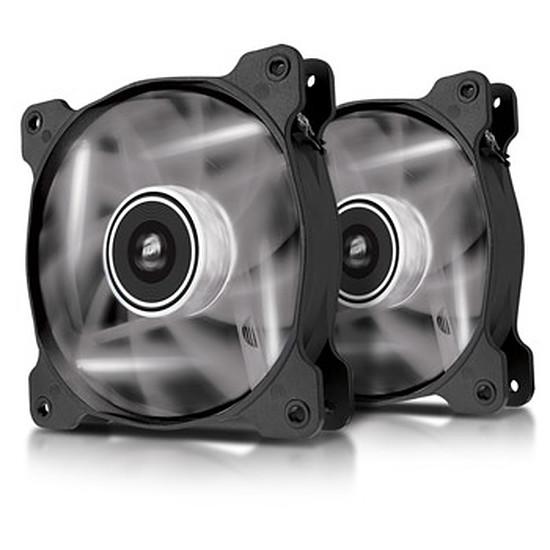 Ventilateur Boîtier Corsair SP 140 High Static Pressure LED Blanc - Dual Pack