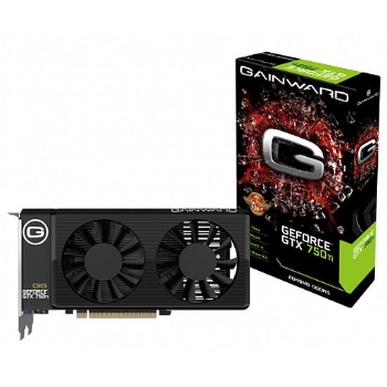 Carte graphique Gainward GeForce GTX 750 Ti Golden Sample - 2 Go