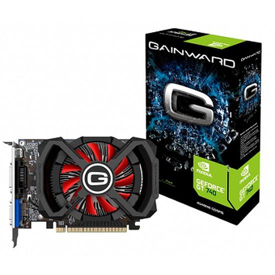Carte graphique Gainward GeForce GT 740 - 2 Go (DDR5)