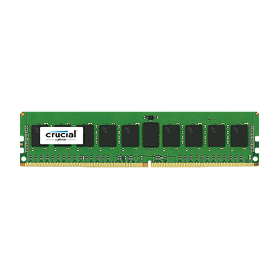 Mémoire Crucial DDR4 8 Go 2133 MHz CAS15 ECC Registered SR x4