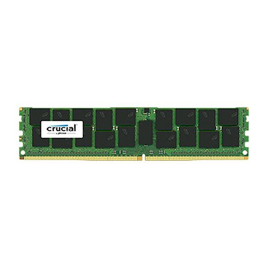 Mémoire Crucial DDR4 16 Go 2133 MHz CAS15 ECC Registered DR x4