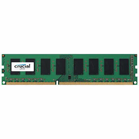 Mémoire Crucial DDR3 8 Go 1866 MHz CAS13 ECC