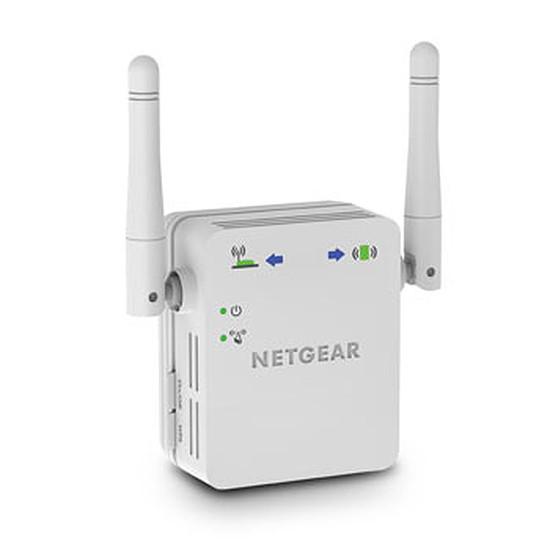 Répéteur Wi-Fi Netgear Répéteur Wi-Fi N universel compact - WN3000RP v2