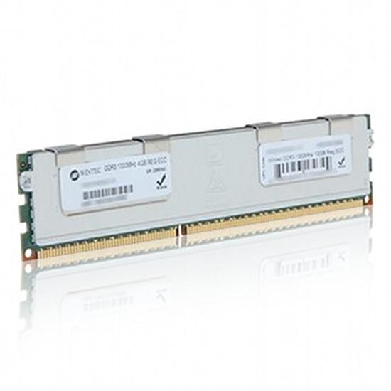 Mémoire Kingston ValueRAM DDR3 4 Go PC12800 ECC Unbuffered CL11