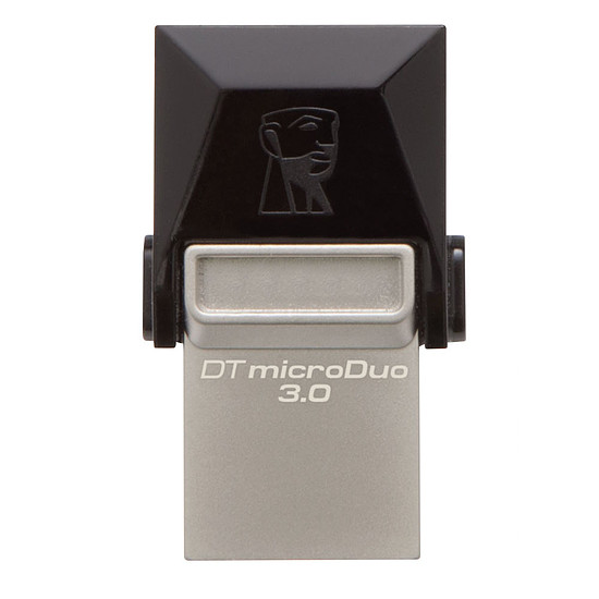 Clé USB Kingston DataTraveler microDuo 3.0 Micro B - 16 Go