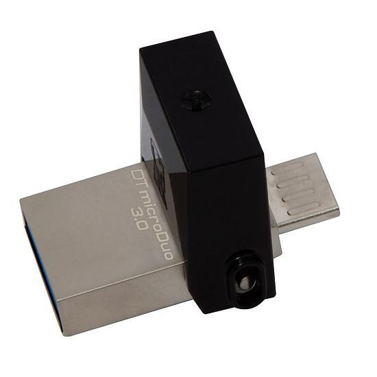 Clé USB Kingston DataTraveler microDuo 3.0 16 Go USB 2.0 Micro B - Autre vue