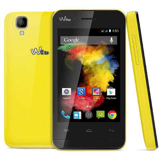 Smartphone et téléphone mobile Wiko GOA (jaune)