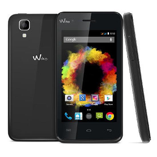 Smartphone et téléphone mobile Wiko Sunset (noir)