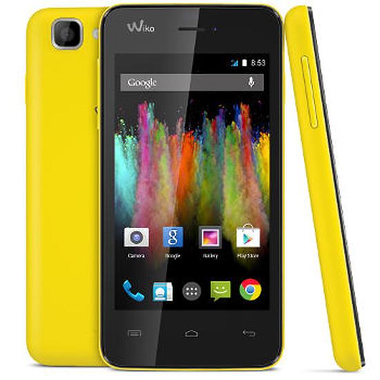 Smartphone et téléphone mobile Wiko Kite - 4G (jaune)