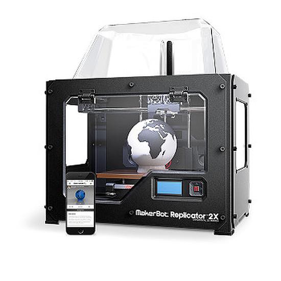 Imprimante 3D Makerbot Replicator 2X