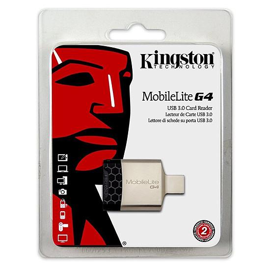 Lecteur de carte mémoire Kingston Lecteur MobileLite G4 USB 3.0 - Autre vue