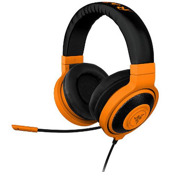 Casque micro Razer Kraken Pro Neon - Orange