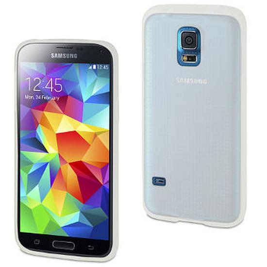 Coque et housse Muvit Coque minigel (transparent) - Galaxy S5 mini