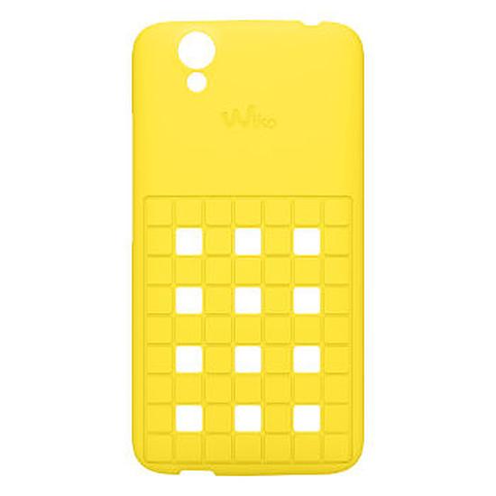 Coque et housse Wiko Coque (jaune) - Wiko Birdy
