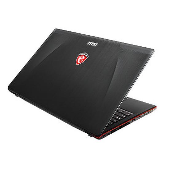 PC portable MSI GE60 2PE-415FR - i5 - 1 To - GTX 860M - Full HD