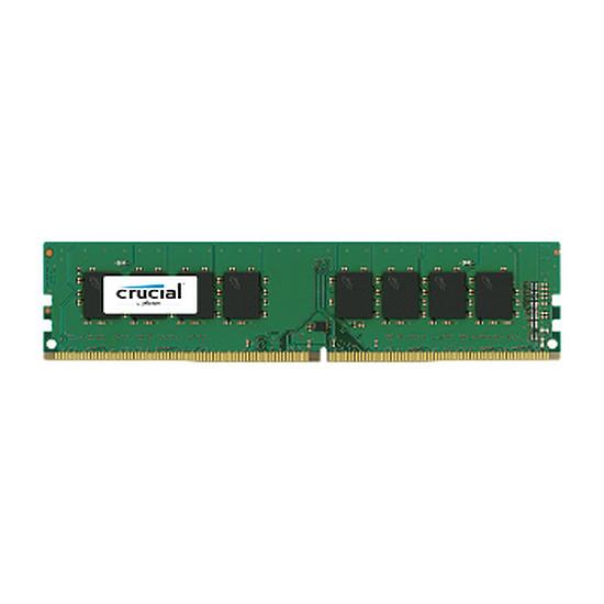Mémoire Crucial 8 Go (1 x 8 Go) DDR4 2133 MHz CL15 DR