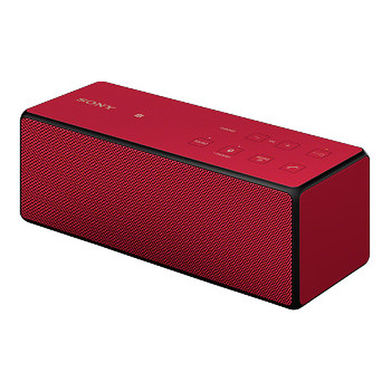 Enceinte Bluetooth Sony SRS-X3 Rouge