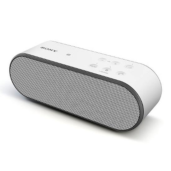 Enceinte Bluetooth Sony SRS-X2 Blanc Bluetooth NFC