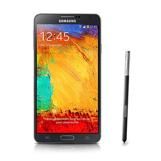 Smartphone et téléphone mobile Samsung Galaxy Note 3 Lite (noir)