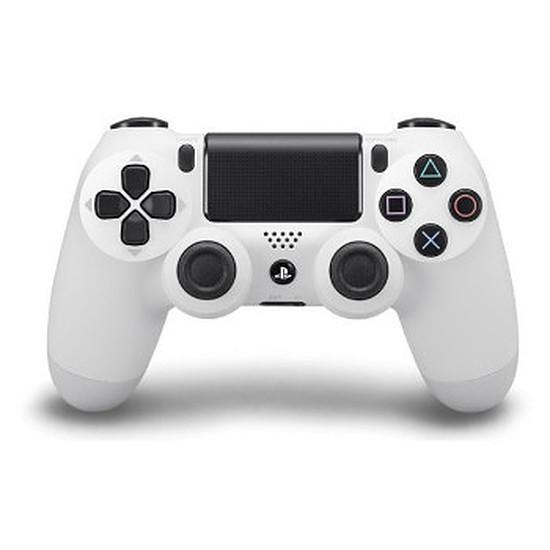 Manette de jeu Sony PS4 DualShock 4 - Blanc