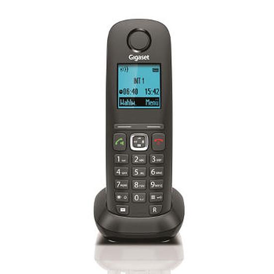 Téléphone fixe sans fil Gigaset A540H - combiné supplémentaire (noir)