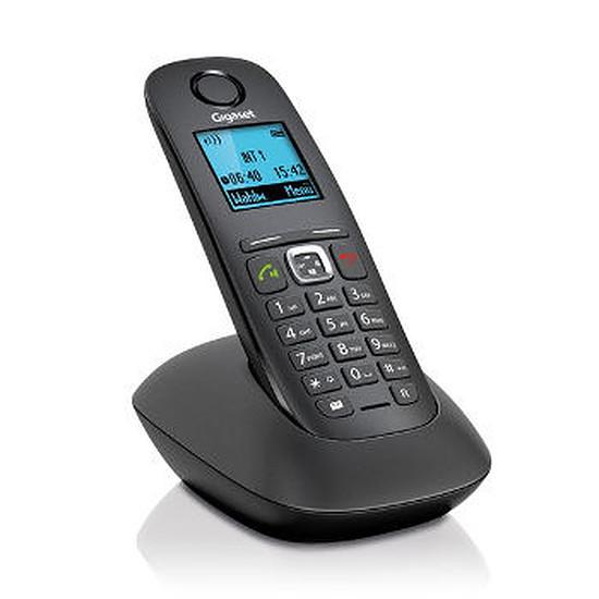 Téléphone fixe sans fil Gigaset A540 (noir)