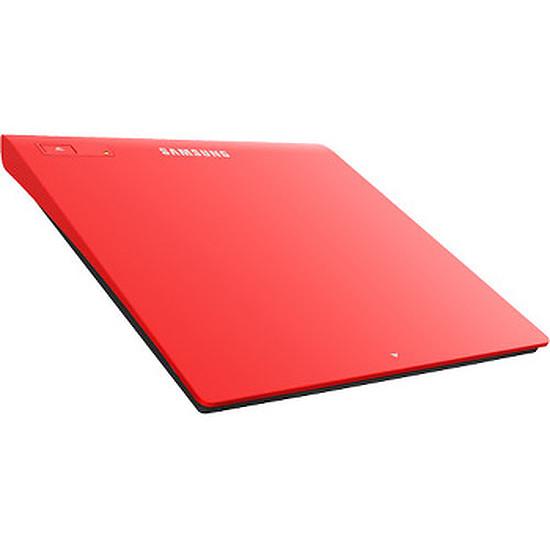 Lecteurs et graveurs Blu-ray, DVD et CD Samsung Graveur DVD - SE-208GB/RSRDE - Rouge