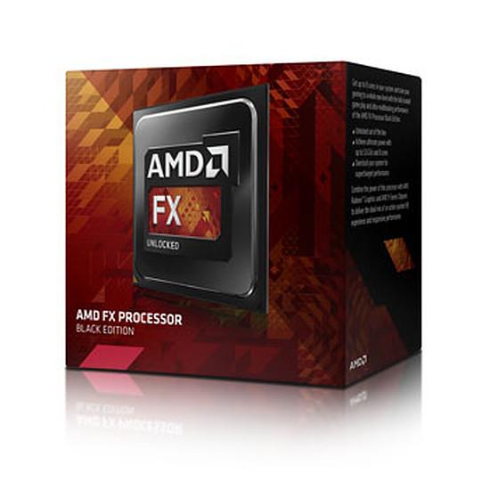 Processeur AMD FX 8320E - Black Edition