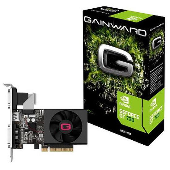 Carte graphique Gainward GeForce GT 720 - 1 Go