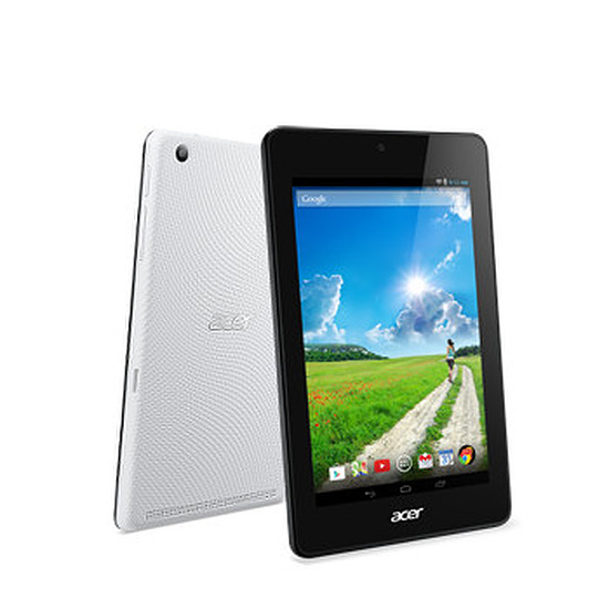 Tablette Acer Iconia One B1-730HD-120H - Blanc