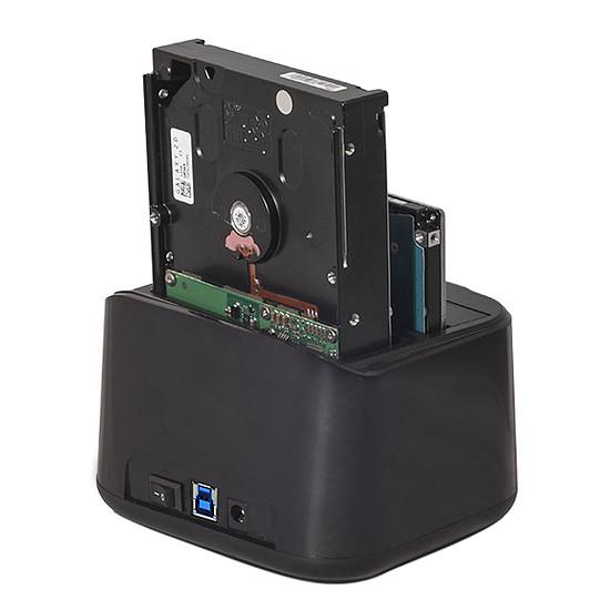 Dock pour disque dur Advance Dual Dock BX-3003U32 - Autre vue