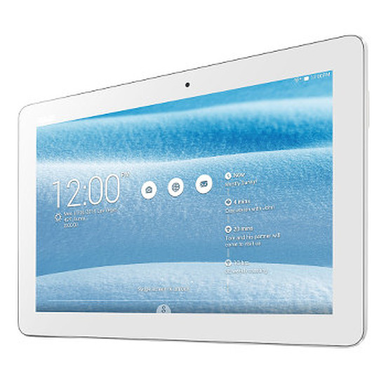 Tablette Asus MeMo Pad 10 - IPS - 16 Go - ME103K-1B001A - Blanc